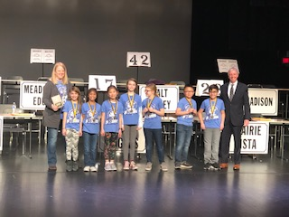 Northpoint, 2019 3rd gr. Spell Bowl winners