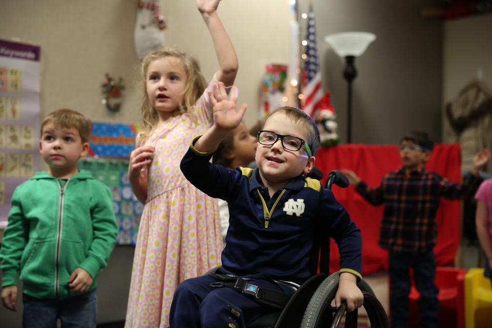 PennPALS students
